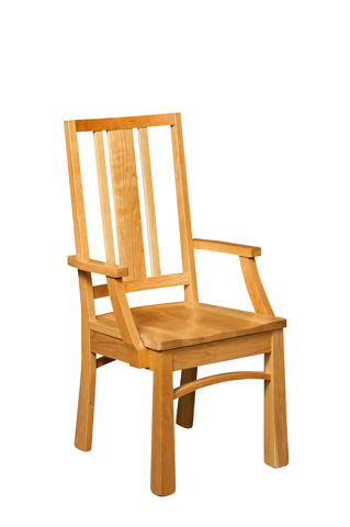 Borkholder Furniture - Madison Arm Chair - NC-9028ACX