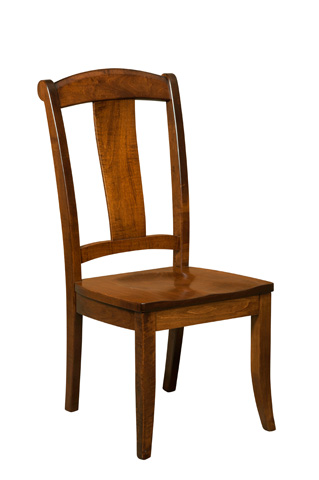 Borkholder Furniture - Master Side Chair - NC-9030SCX