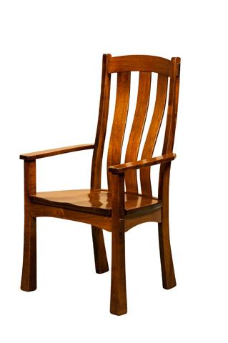 Borkholder Furniture - Monarch Arm Chair - NC-9031ACX