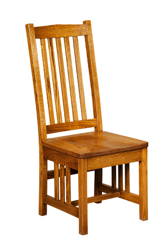 Borkholder Furniture - Ola's Mission Side Chair - NC-9034SCX