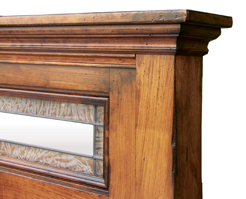 Borkholder Furniture - Livingston Deluxe Bed in King - 23-1501KXX