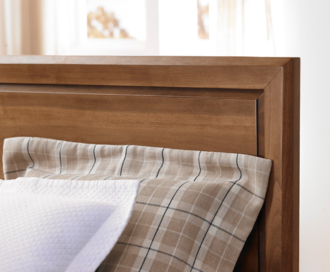 Borkholder Furniture - Millcreek Panel Bed in King - 44-1501KXX