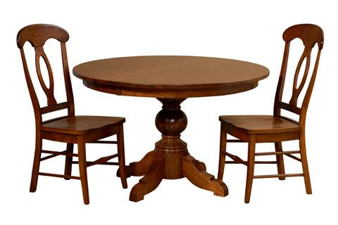 Borkholder Furniture - Kowan Dining Table - NC-8013LF2
