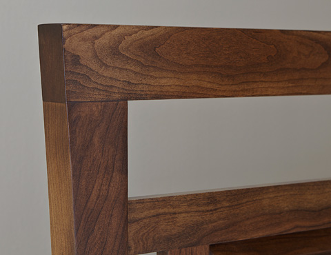 Borkholder Furniture - Lansing Queen Panel Headboard - 43-1501QHB