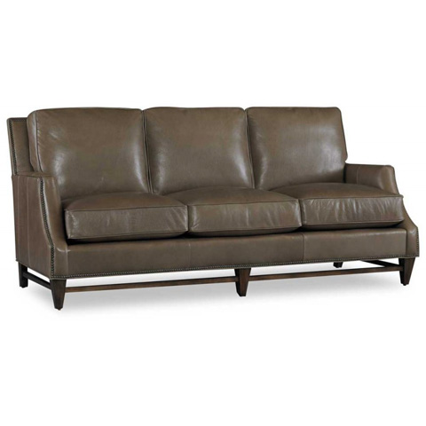 Image of Madigan Leather Sofa