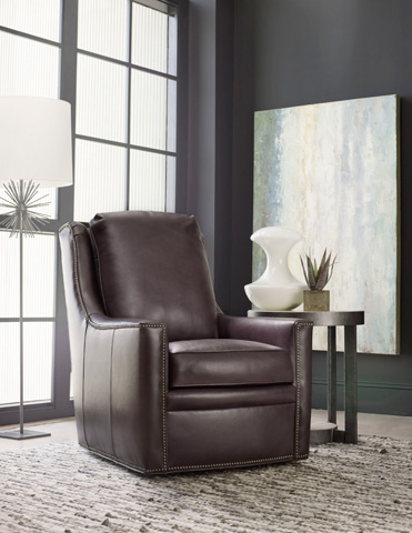 Bradington Young - Butler Swivel Chair - 307-25SW