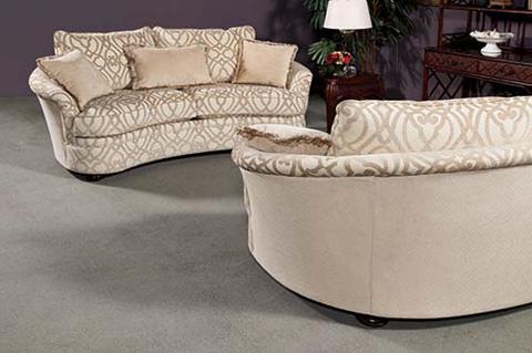 Braxton Culler - Conversation Sofa - 740-013