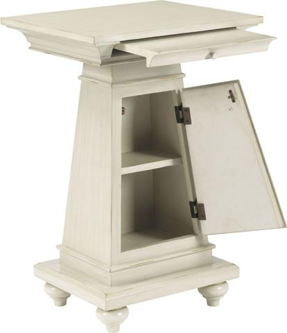 Broyhill Furniture - New Vintage White Washstand - 4807-294