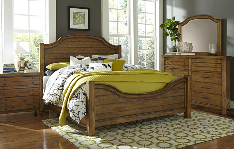 Broyhill Furniture - Bethany Square 3-Drawer Night Chest - 4930-283