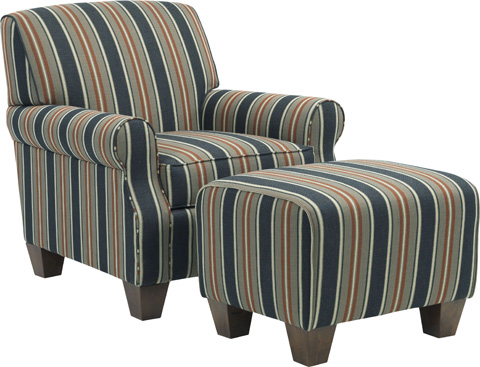 Broyhill Furniture - Anya Upholstered Chair - ANYA UPHOLSTERED CHAIR