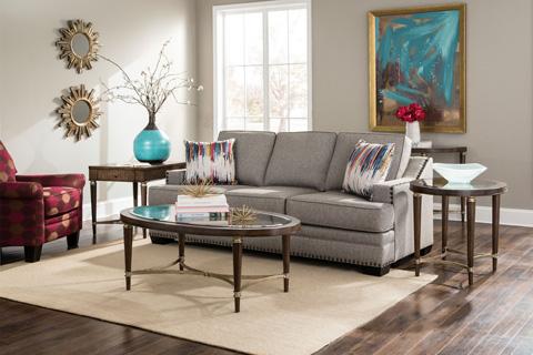 Broyhill Furniture - Kirsten Lamp Table - 3181-000