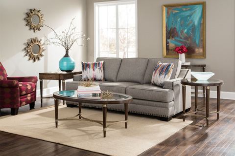 Broyhill Furniture - Kirsten Cocktail Table - 3181-001