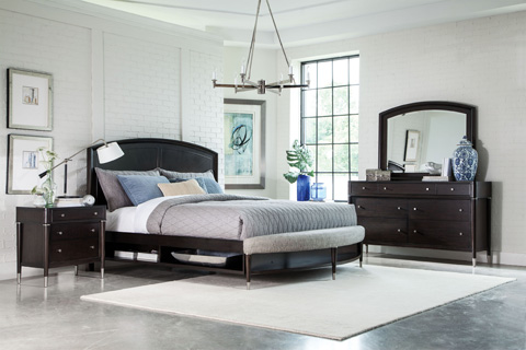 Broyhill Furniture - Vibe Three Drawer Nightstand - 4257-293