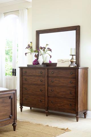 Broyhill Furniture - Cranford Chesser Mirror - 4800-236