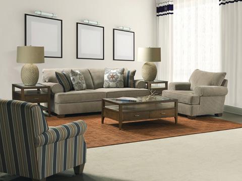 Broyhill Furniture - Serenity Sofa Sleeper - 4240-7A