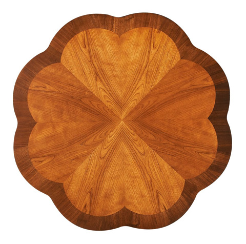 Butler Specialty Co. - Clover Pedestal Table - 0401101