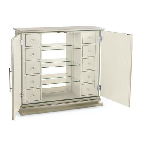 Caracole - Show Off Mirrored Cabinet - CON-CLOSTO-060