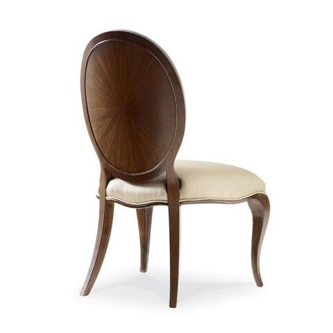 Caracole - Curve Appeal Side Chair - CON-SIDCHA-002