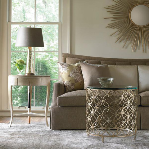 Caracole - Bubble Accent Table - CON-SIDTAB-017