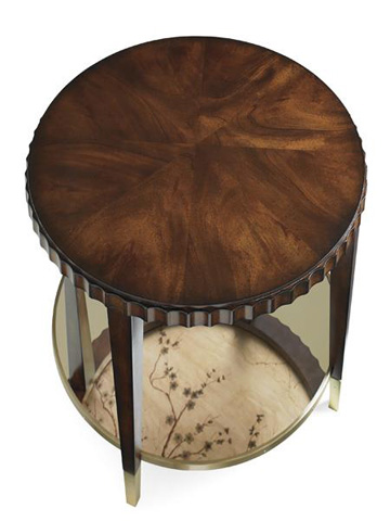 Caracole - Catch a Glimpse Side Table - TRA-SIDTAB-017