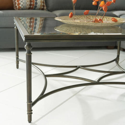 Caracole - Lucas Cocktail Table - 3361-450