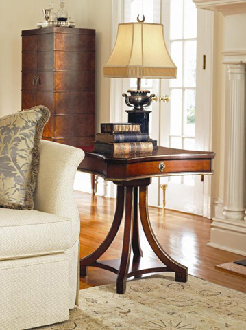 Century Furniture - Hope Chairside Table - 599-624