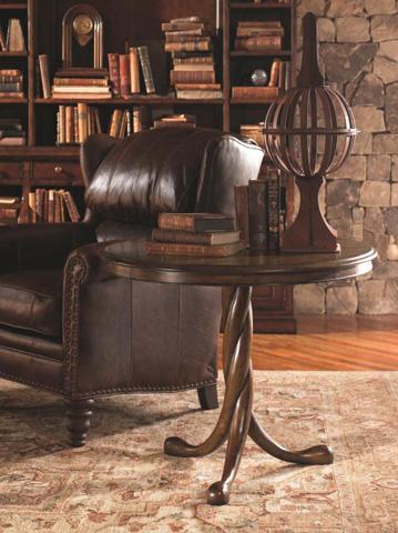 Century Furniture - Vine Strap Lamp Table - T29-624