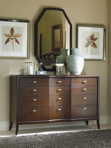 Century Furniture - Dufrene Twelve Drawer Dresser - 41H-206