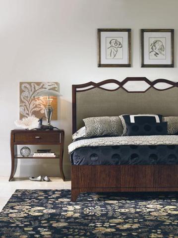 Century Furniture - Waterfall Nightstand - 41H-222