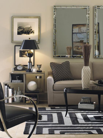 Century Furniture - Geometric Modular Bookcase - 419-775