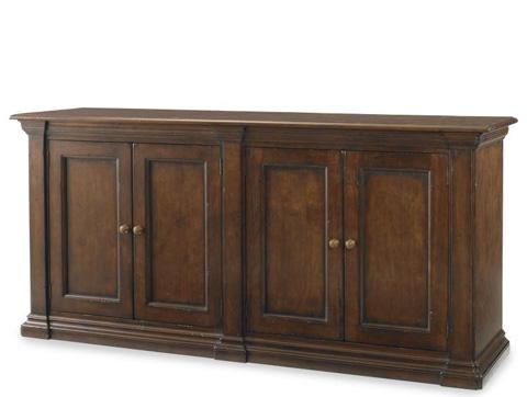 Century Furniture - Black Walnut Buffet - T29-402