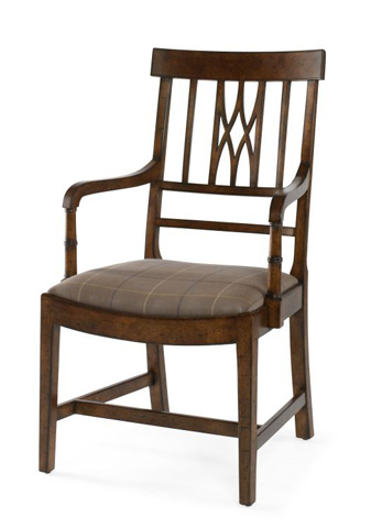 Century Furniture - Meg's Dining Arm Chair - T29-522