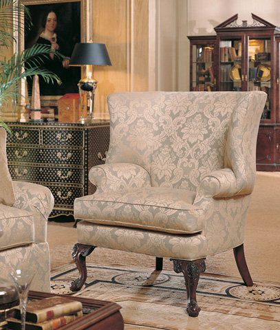 Century Furniture - Lombard Chair - 11-518