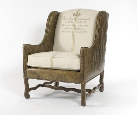 Century Furniture - Bozeman Chair - 11-756