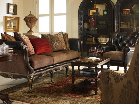 Century Furniture - Carley Sofa - 22-924