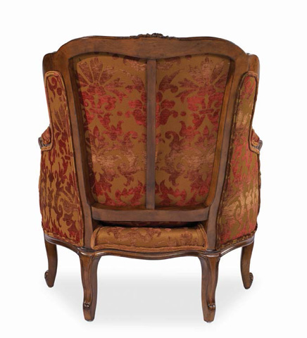 Century Furniture - Dutchess Bergere Chair - 3122
