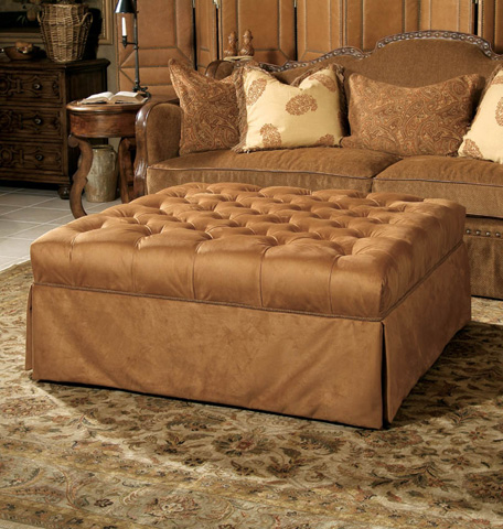 Century Furniture - Faulkner Ottoman - 33-701