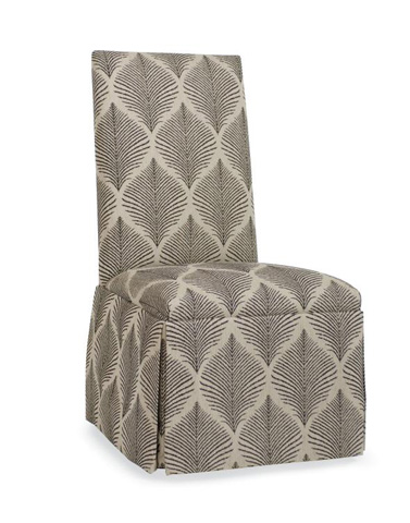 Century Furniture - Chandler Upholstered Side Chair - 3371-1