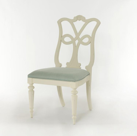 Century Furniture - Redcliffe Side Chair - 3376S