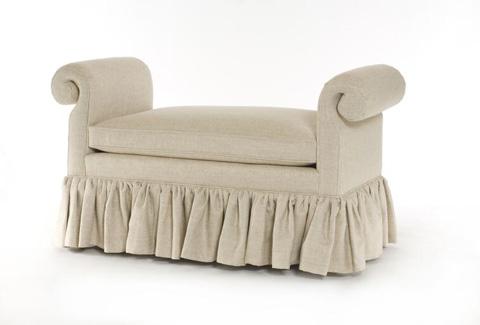 Century Furniture - Emory Bench - 33-783