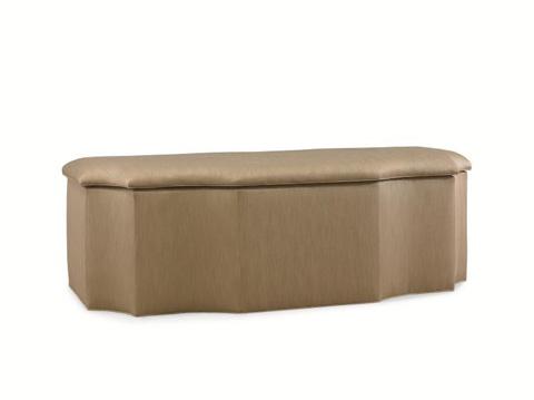 Century Furniture - Covington Storage Ottoman - 33-809