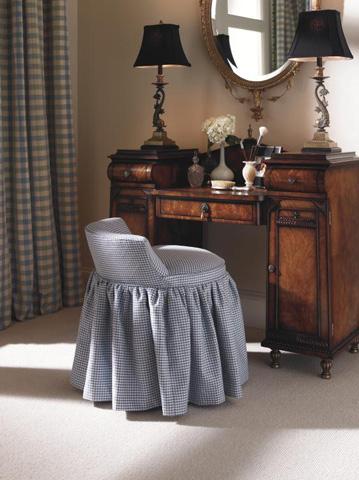 Century Furniture - Dove Vanity Stool - 33-924