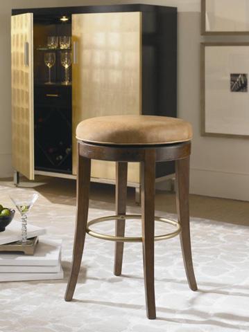 Century Furniture - Park Swivel Barstool - 3800B-2