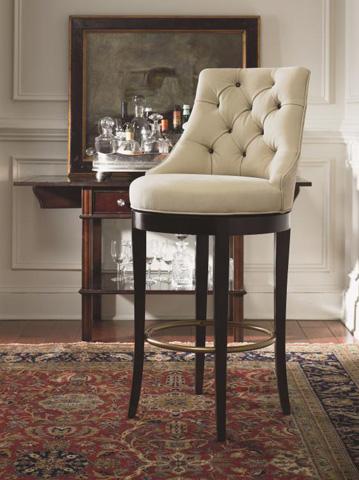 Century Furniture - Linden Swivel Barstool - 3800B-5
