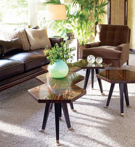 Century Furniture - Martini Table - 55E-611