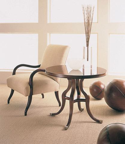 Century Furniture - Round Lamp Table - 55H-621
