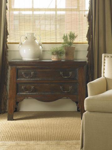 Century Furniture - Tiziano Side Table - 66H-625
