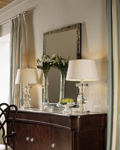 Century Furniture - Rectangular Wall Mirror - 77B-235