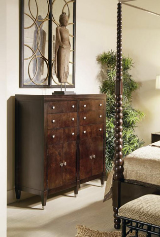 Century Furniture - Dressing Chest - 819-202