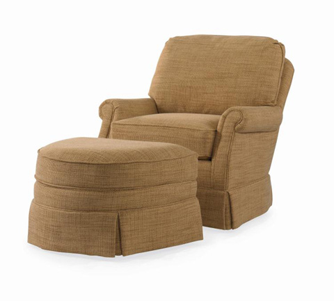 Century Furniture - New Town Chair - ESN124-6